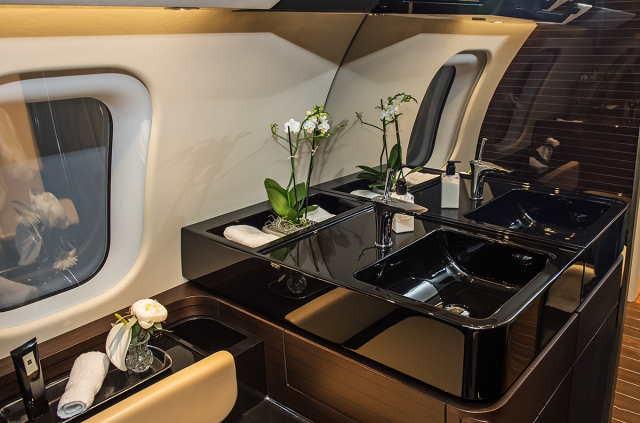 аренда самолета Bombardier Global 7000