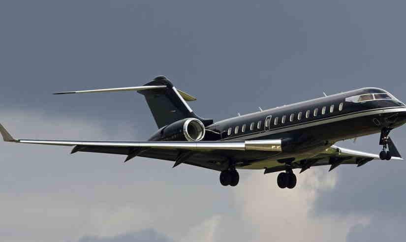 самолет Bombardier Global Express