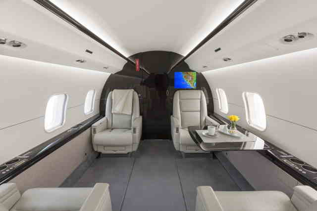 аренда самолета Bombardier Global Express