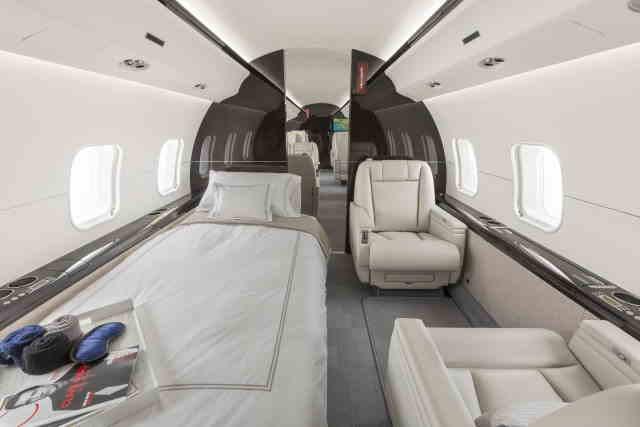 арендовать бизнес джет Bombardier Global Express