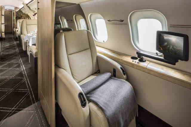 арендовать бизнес джет Bombardier Global Express XRS