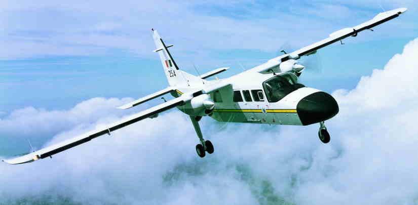 самолет Britten-Norman Islander