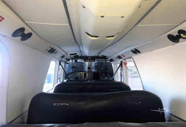 перелет самолетом Britten-Norman Islander