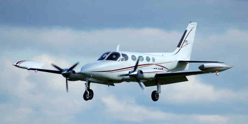самолет Cessna 340