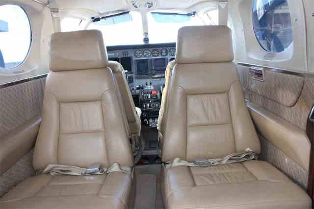перелет самолетом Cessna 340
