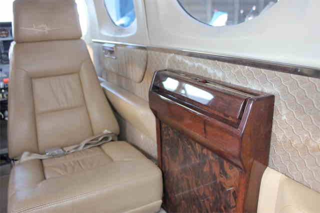аренда самолета Cessna 340