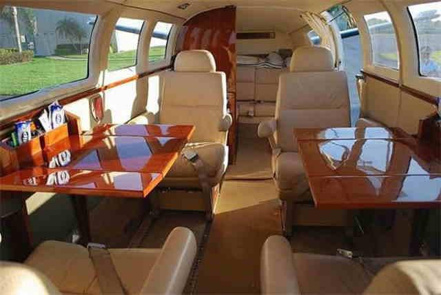 перелет самолетом Cessna 404