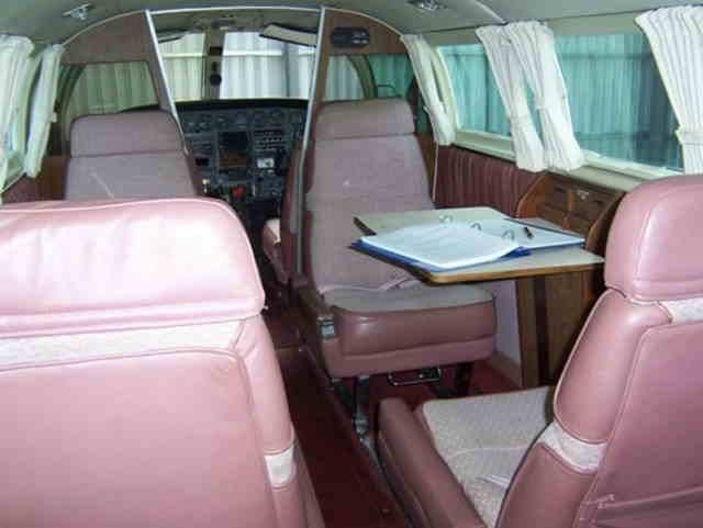 аренда самолета Cessna 404