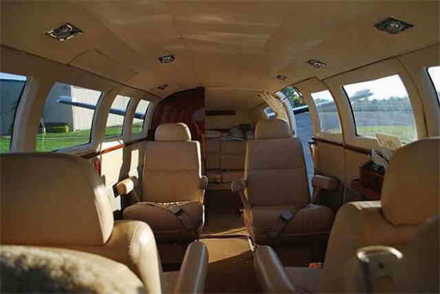 арендовать бизнес джет Cessna 404