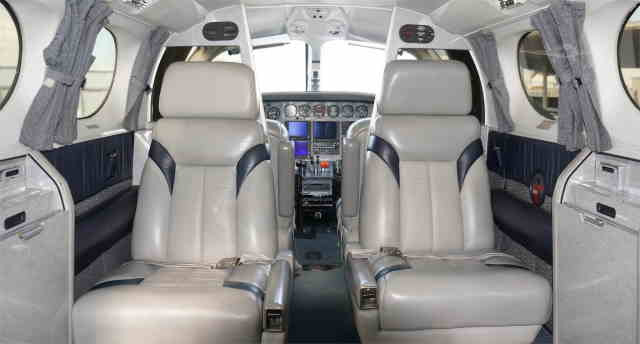 аренда самолета Cessna 421 Golden Eagle