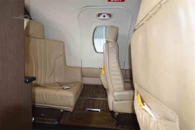 перелет самолетом Cessna Citation 501