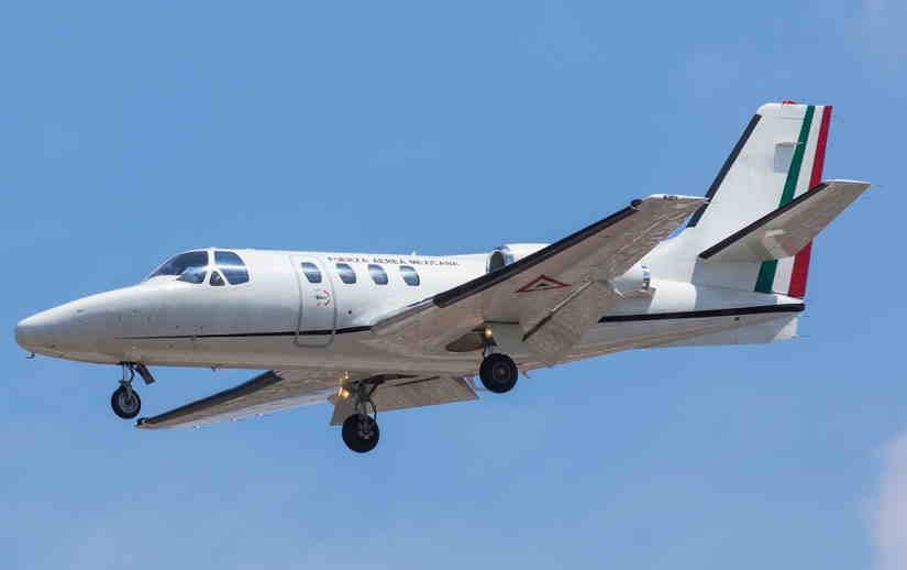 самолет Cessna Citation 501