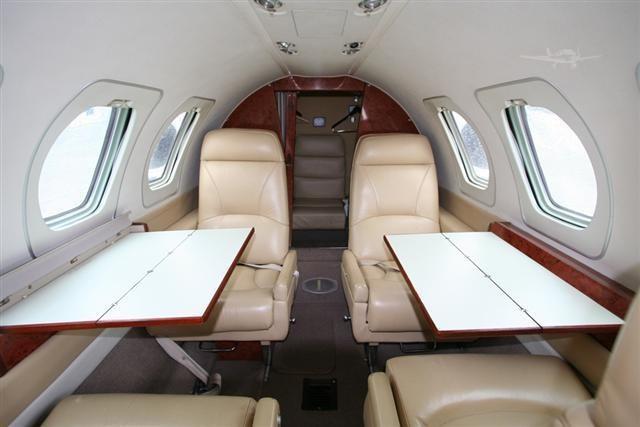 бизнес джет Cessna Citation 501 в России