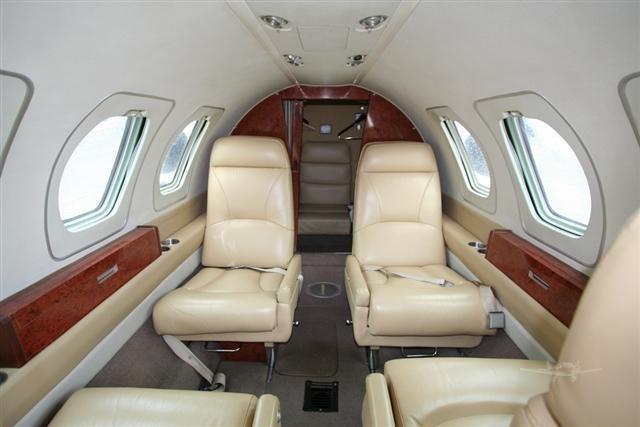 аренда самолета Cessna Citation 501