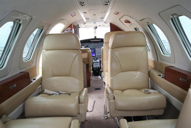 арендовать бизнес джет Cessna Citation 501