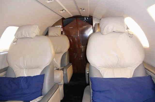 перелет самолетом Cessna Citation Bravo