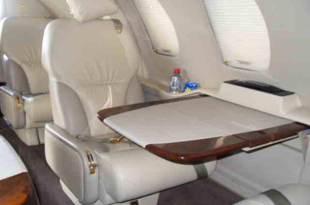 фото частного самолета Cessna Citation Bravo