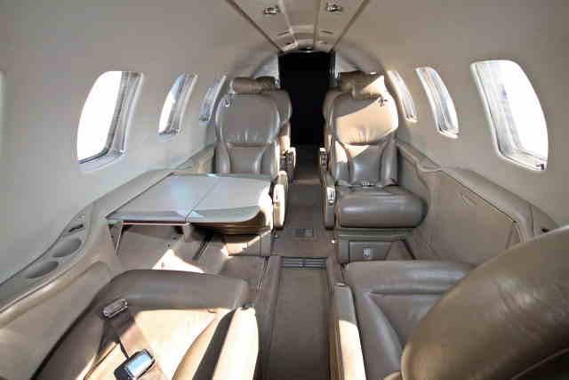 аренда самолета Cessna Citation Bravo