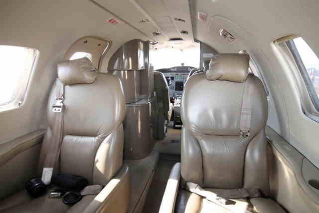 арендовать бизнес джет Cessna Citation Bravo