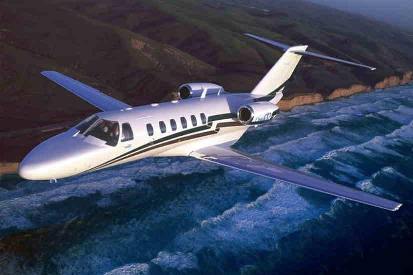 самолет Cessna Citation CJ2