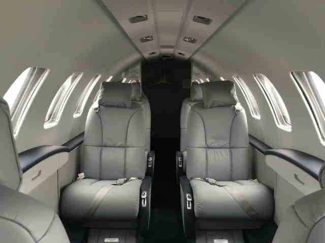 перелет самолетом Cessna Citation CJ2
