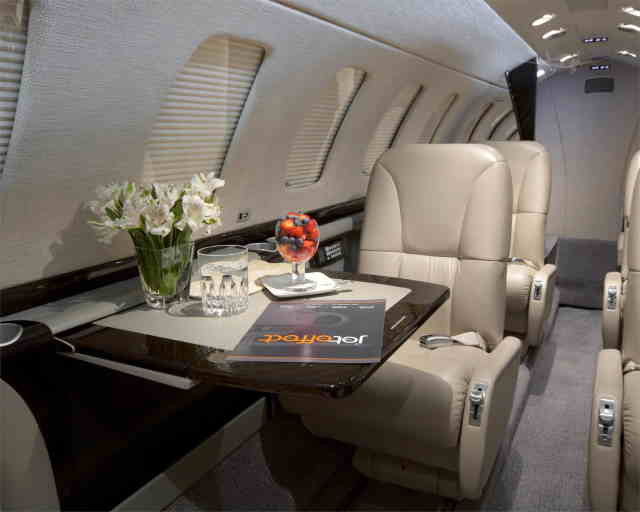 перелет самолетом Cessna Citation CJ3