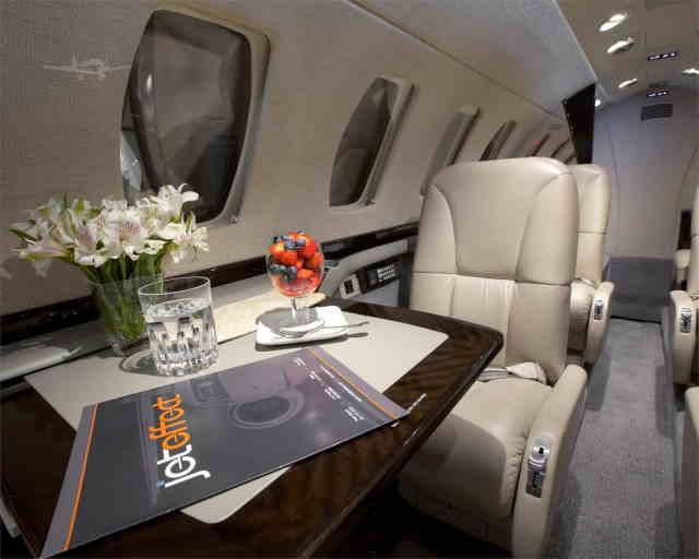 бизнес джет Cessna Citation CJ3 в России