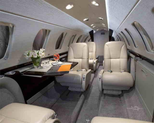 аренда самолета Cessna Citation CJ3