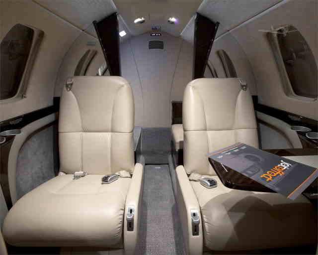 арендовать бизнес джет Cessna Citation CJ3