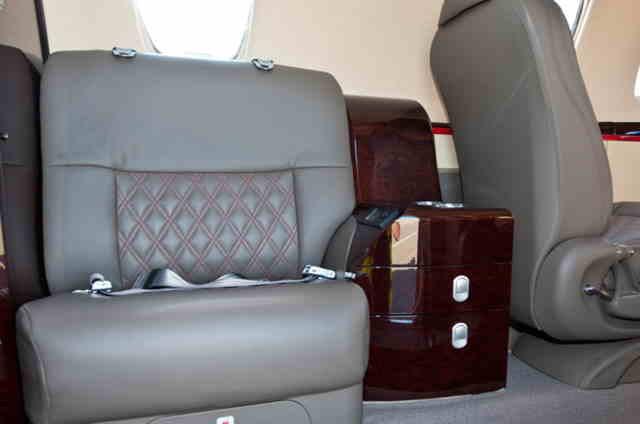 фото частного самолета Cessna Citation CJ4