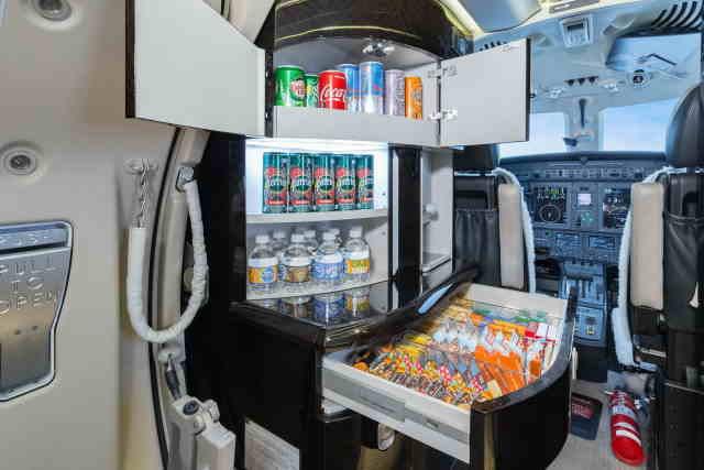 арендовать бизнес джет Cessna Citation CJ4
