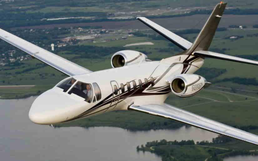 самолет Cessna Citation Encore