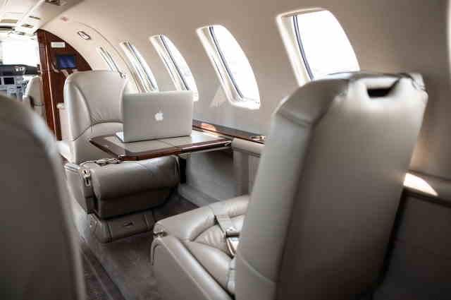 фото частного самолета Cessna Citation Encore