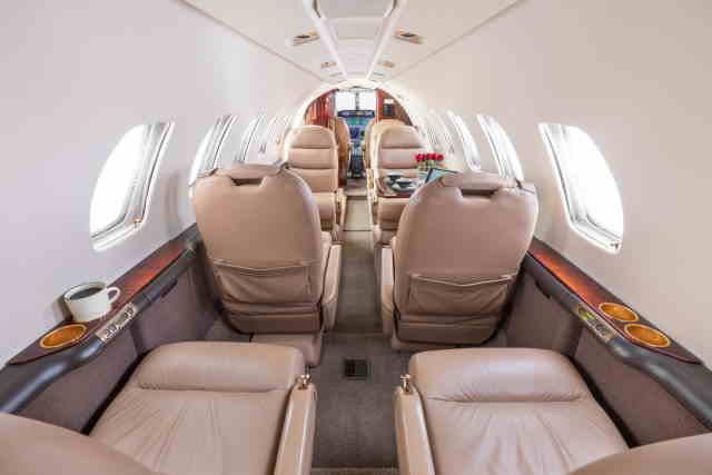бизнес джет Cessna Citation Encore в России