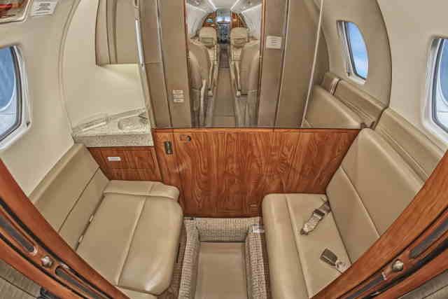 арендовать бизнес джет Cessna Citation Excel