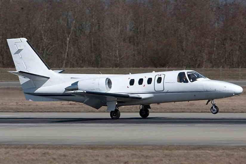 самолет Cessna Citation I