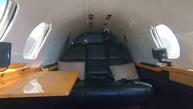 перелет самолетом Cessna Citation I