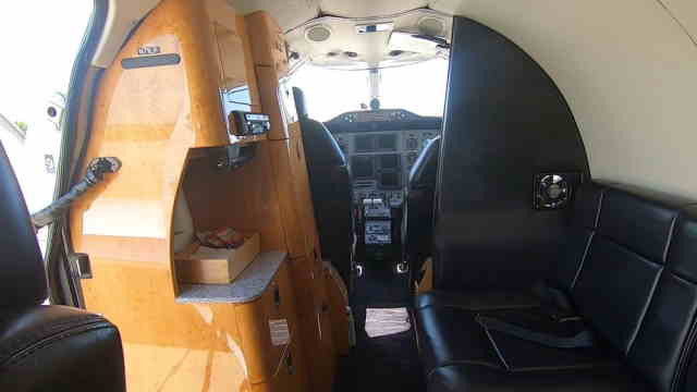 фото частного самолета Cessna Citation I