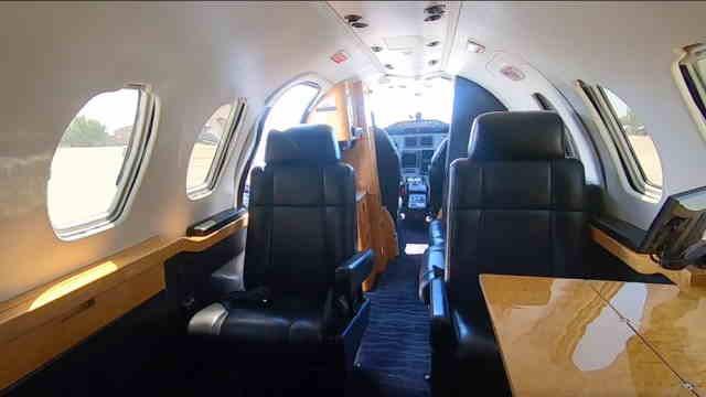 бизнес джет Cessna Citation I в России