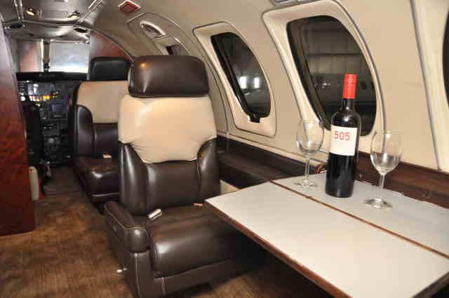 аренда самолета Cessna Citation I