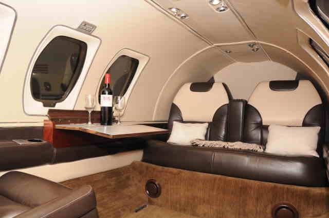 арендовать бизнес джет Cessna Citation I
