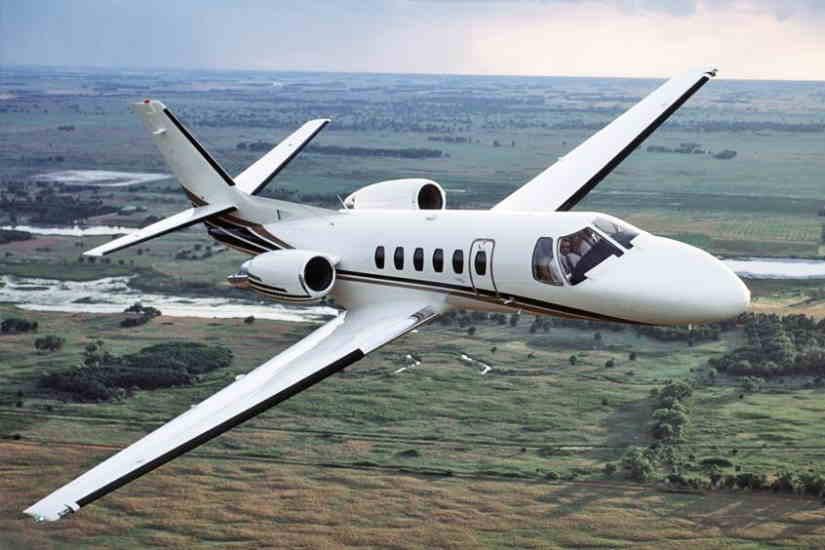 самолет Cessna Citation II