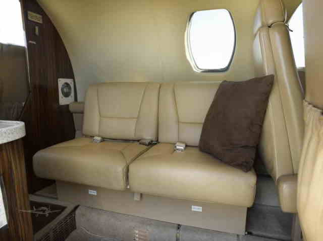 фото частного самолета Cessna Citation II