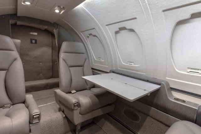 бизнес джет Cessna Citation II в России