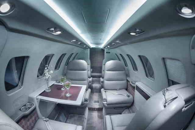 аренда самолета Cessna Citation II