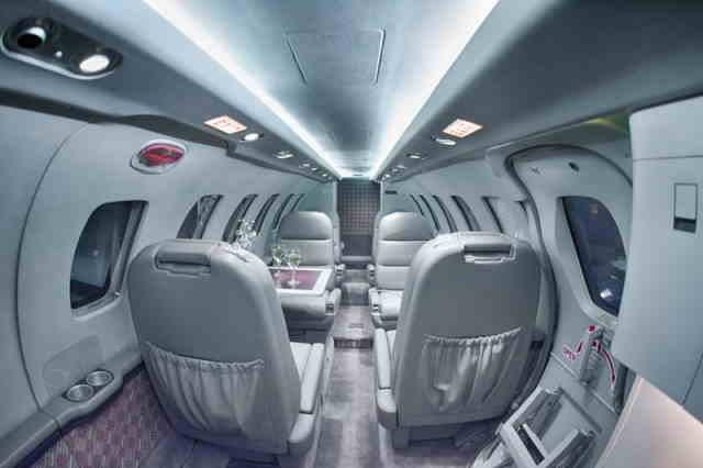 арендовать бизнес джет Cessna Citation II