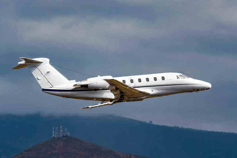 самолет Cessna Citation III