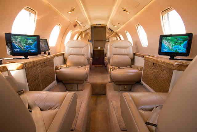 аренда самолета Cessna Citation III