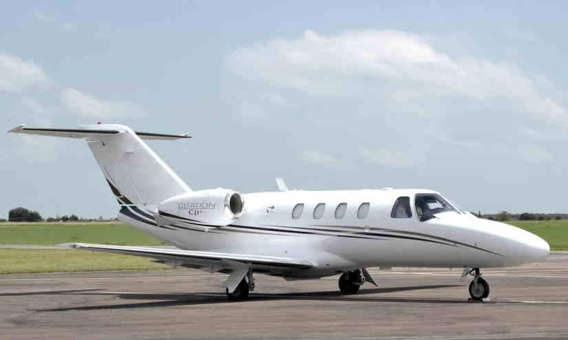 самолет Cessna Citation Jet / CJ1