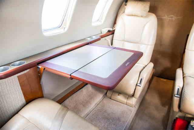 фото частного самолета Cessna Citation Jet / CJ1